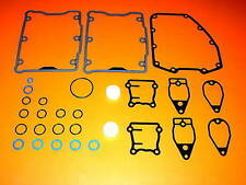 1999 AND UP FITS  HARLEY DAVIDSON TWIN CAM 1450 1550 CAM COVER GASKET SET