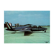 French Air Force - Patrouille De France - EM170 Magiester - Aircraft Postcard
