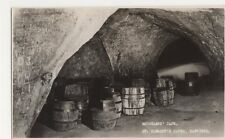 Smugglers Cafe, St. Clements Caves, Hastings RP Postcard, B339