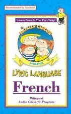 Lyric Language French Series 1 with Book(s) (Lyric Language Audio Series 1) Lyr