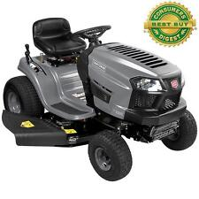 "Craftsman Riding Lawn Mower 42"" Cut 7 Speed 420cc Delieverd To Your Door"
