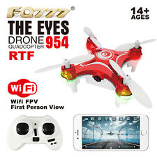 FQ777-954 Mini RC Quadcopter Drone WiFi FPV Real-Time Transmission w/ Camer