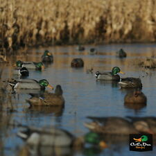 AVERY GREENHEAD GEAR PRO GRADE MALLARD DUCK DECOYS HARVESTER 12 PACK