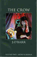 The Crow # 2 (of 3) (James O'Barr, 68 pages) (Tundra Publishing USA, 1992)
