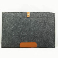 """Hot Envelope Woolen Felt Sleeve Bag Pouch Cover For 7"""" - 7.9"""" Inch Tablet PC PDA"""