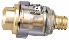 1/4'' BSP Mini In Line Oiler Air Tool Oiler Lubricator Compressor Pipe Oil TH096