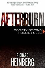 Afterburn: Society Beyond Fossil Fuels-ExLibrary