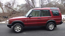 Land Rover: Discovery 4dr Wgn AWD