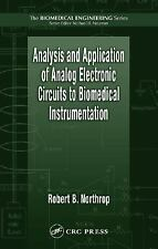 Analysis and Application of Analog Electronic Circuits to Biomedical I-ExLibrary
