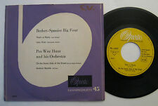 "7"" Bechet Spanier Big Four / Pee Wee Hunt - Lazy River Sunny Side Of The Street"