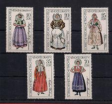 DDR - Briefmarken - 1977 - Mi. Nr. 2210-2214 - Postfrisch