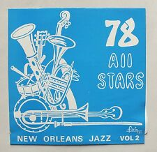 33 TOURS - JAZZ - 78 All Stars - New Orleans Vol 2 *