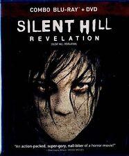 NEW BLU-RAY/DVD COMBO // HORROR // SILENT HILL // REVELATION