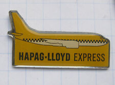 HAPAG LLOYD EXPRESS .................... Flugzeuge&Airlines-Pin (201e)