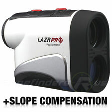 GOLF LASER RANGE FINDER W/ SLOPE ANGLE SCAN FLAGLOCK FUNCTIONS LAZRPRO PS-1006