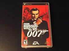 From Russia With Love - NEW, SEALED (Sony PSP, 2006)