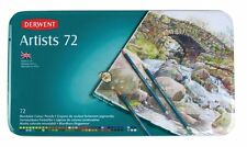 Derwent Artists Pencils 72 Tin