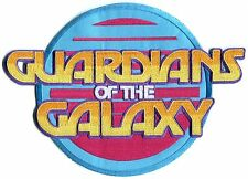"GUARDIANS OF THE GALAXY Large 10"" EMBROIDERED IRON-ON BACK PATCH -marvel"