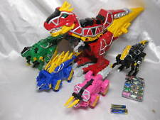 Power Rangers Dino Charge Kyoryuger  DX Kyoryujin  Dino Charge Megazord 5pcs set