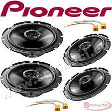 Kit 4 casse altoparlanti anteriori e posteriori PIONEER Alfa Romeo 156 1997-2007