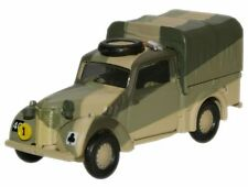 Oxford 76TIL003 Austin Tilly 11th African Div British Army 1/76 Scale New inCase