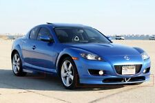MAZDA RX8 RX 8 -  FRONT SKIRT / SPOILER / LIP - SPEED look !!! NEW !!! NEW !!!