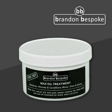 Brandon Bespoke Woodworking Finishing Wax Oil - 350ml - Food Safe
