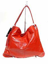 Brand new latico Shoulder Bag leather Poppy Color Top magnetic closure 245.00