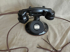 Western Electric 202 D1  - Oval base desk phone - non dial extension