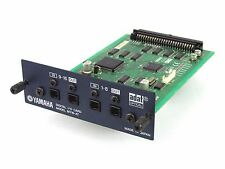 Yamaha MY16-AT ADAT I/O CARD EXCELLENT LS9 DM1000 DM2000 01V96 DME32 M7CL AW2400