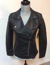 Metal Mulisha Women's Grim motorcycle Jacket Xsmall