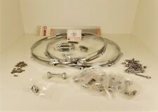 """Complete Snare drum hardware package - 2 3/16"""" tube lugs"""