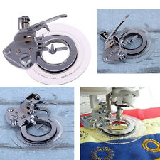 Universal Multifunction Flower Stitch Embroidery Presser Foot for Sewing Machine