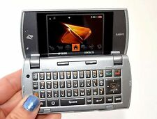 Sanyo Incognito SCP-6760 Boost Mobile Color Cell Phone qwerty keypad bluetooth