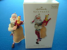Toymaker Santa - 2012 Hallmark Keepsake Christmas ornament in original box, New