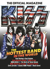 OFFICIAL KISS MAGAZINE for 2016 - Hottest Band in the World