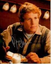 RYAN O'NEAL hand-signed HANDSOME YOUNG 8x10 CLOSEUP authentic w/ UACC RD COA