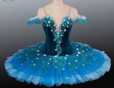 Professional Classical Ballet Tutu Costume Le Corsaire Blue Bird Bust 30-33 YAGP
