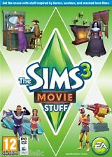 The Sims 3 Movie Stuff  PC Mac Brand New Factory Sealed Fast Shipping