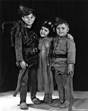 "New 11x14 Photo: ""Our Gang"", The Little Rascals Alfalfa, Spanky, and Darla"