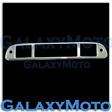 99-15 FORD SUPER DUTY CHROME THIRD 3RD BRAKE Tail LIGHT Cover TRUCK TRIM 2013