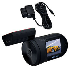 HD 1080P Mini 0807 Car Dash Cam Camera GPS Parking Monitor DVR Ambarella A7LA50