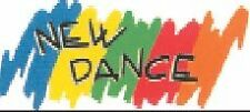 "FIAT PANDA "" NEW DANCE ""  ADESIVI  DECORAZIONI  SELF ADHESIVE"