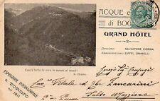 Bognanco, Verbania - Grand Hotel, Esposizione Torino 1911 - Viaggiata - VB292