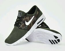 Nike SB Stefan Janoski Max L - UK 11 EUR 46 New with box 685229310 Camo
