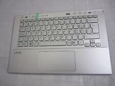 Sony Vaio SVS13 Serie Tastatur mit Obergehäuse Touchpad CH P/N: 9Z.N6BLF.201