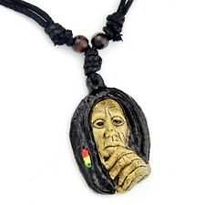 cool Reggae Bob Marley pendant necklace RH249