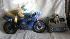 Graupner ELECK RIDER kyosho motor cycle 1/6 scale with all radio gear rare model