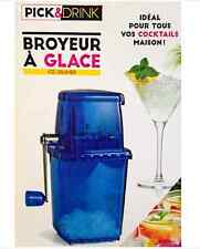 BROYEUR A GLACE SPECIAL COCKTAILS USTENSILE CUISINE