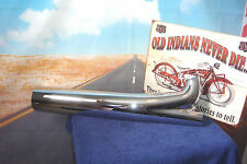 """SHIELD Exhaust RH """"Genuine"""" INDIAN Take-Off  Fits Roadmaster CHIEF Chieftain  OH"""